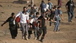 """Demonstrasi """"Great March of Return"""" Jum'at ke 26 di perbatasan Gaza, 1 warga dilaporkan gugur"""