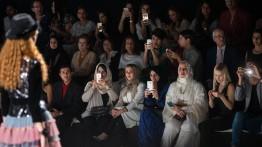 Untuk pertama kalinya, Arab Saudi jadi tuan rumah 'Arab Fashion Week'