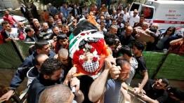 Israel tuntut kompensasi kepada keluarga martir Palestina