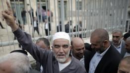 Sheikh Raed Salah terancam hukuman isolasi selama 6 bulan