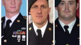 4 Anggota pasukan khusus AS tewas