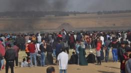 44 warga Palestina gugur dan lebih dari 5000 cedera sejak akhir bulan lalu