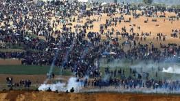Peneliti Israel: Militer menggunakan peluru panas karena tidak sanggup membendung demonstran