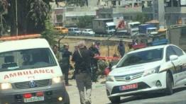 Mahasiswi Palestina ditabrak warga Israel