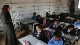 Israel menutup sekolah UNRWA di Yerulasem Timur