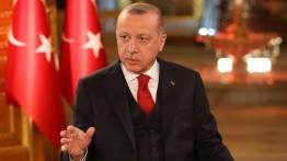 Erdogan: Penolakan Amerika terhadap penyerahan pesawat tempur F-35 untuk Turki adalah pencurian