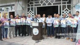 LSM Waed Perjuangkan Nasib Tahanan Mogok Makan di Penjara Israel