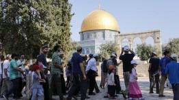 Polisi Israel seru anggota Knesset tingkatkan serbuan ke Masjid Al-Aqsa