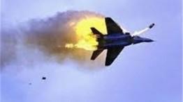 Pesawat tempur Israel jatuh ditembak pertahanan udara Suriah, AS: Israel berhak mempertahankan diri