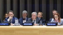 Komunitas internasional menunjukkan dukungan luar biasa kepada UNRWA