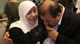 17 tahun diasingkan Israel, Fahmi Kan'an akhirnya bertemu sang ibu di Istanbul