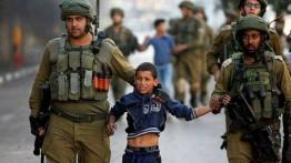 Pengadian Israel jatuhi hukuman berat terhadap tahanan Palestina dibawah umur