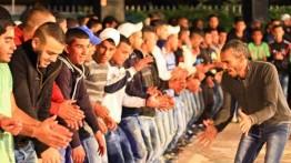 Pemuda Palestina memperebutkan 200 pinjaman nikah