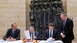 Kanselir Austria kunjungi Israel