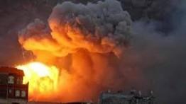 Israel lancarkan serangan roket ke pangkalan militer Suriah