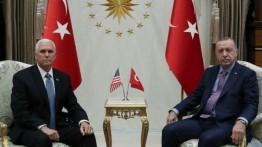 Turki Sepakati Tawaran Gencatan Senjata Amerika Serikat