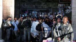 Dituding hendak menikam polisi Israel, seorang warga Palestina ditembak mati di kota al-Quds