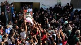 Empat warga meninggal dalam aksi demonstrasi di perbatasan Gaza