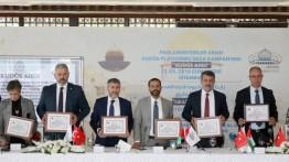 1000 anggota parlemen internasional tandatangani Piagam Al-Quds