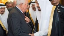 Raja Salman – Presiden Abbas diskusikan perkembangan Palestina