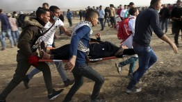Jumat ketiga 'Great March of Return', satu gugur dan lebih dari 700 orang terluka