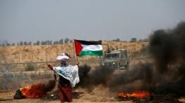 Lagi, sniper Israel tembak mati 2 warga sipil dan lukai 270 lainnya di perbatasan Gaza