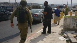 Pemuda Palestina di Nablus menikam seorang polisi Israel