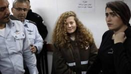 Setelah mendekam 8 bulan di penjara Ahed Tamimi akhirnya dibebaskan