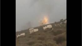 Intelejen Suriah Mengkonfirmasi Terjadinya Ledakan di Pedesaan Utara Idlib