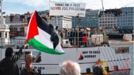 Kapal Freedom Flotilla bergerak dari Palermo ke Jalur Gaza