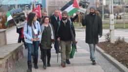 Bela Al-Aqsa, Lelaki Turki ini berjalan kaki dari Istanbul menuju Yerusalem