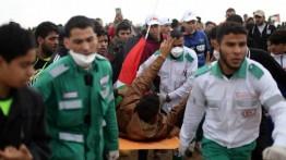 Menkes Gaza: 44 warga gugur dan 6793 lainnya luka-luka sejak 30 Maret lalu
