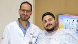 Menderita obesitas, pria Palestina ini jalani operasi bariatrik