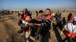 Lembaga HAM Israel: Militer Zionis dapat instruksi untuk membunuh demonstran Gaza