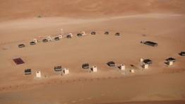 53 warga Palestina terkatung-katung di gurun Aljazair