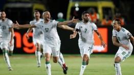 Kalahkan Senegal di Final, Aljazair raih trofi Piala Afrika yang kedua