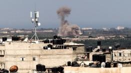 Isreal tingkatkan serangan kepada kelompok yang berafiliasi pada ISIS di Semenanjung Sinai