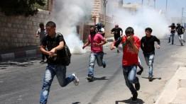 Warga Israel serang sebuah sekolah di Neblus, tujuh warga Palestina cedera