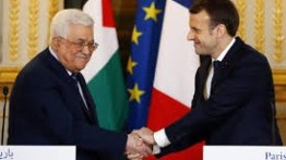 Mahmoud Abbas minta Prancis jadi mediator perdamaian Palestina-Israel