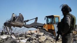 Israel lakukan pembongkaran rumah, 30 warga sipil terancam jadi tunawisma
