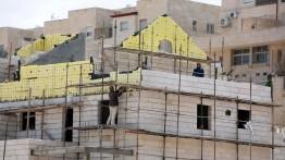 Israel mulai membangun permukiman baru untuk mantan tentara di tanah milik keluarga Palestina
