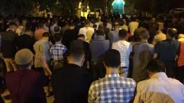 Warga Palestina protes pemasangan pintu elektronik di gerbang al-Aqsa,