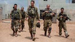 Militer Israel Berlatih Tembak di Lembah Yordania