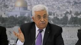 Akibat krisis di Al-Quds, Abbas batalkan kunjungannya ke beberapa negara