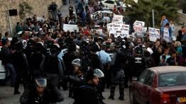 Polisi Israel Mengingkari Perjanjian dengan Penduduk Issawiya, Yerusalem Timur