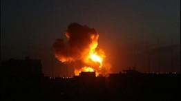 Israel kembali lancarkan serangan udara di Gaza