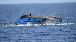 Laporan tenggelamnya perahu yang mengangkut 30 imigran Palestina