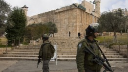 Selama dua hari berturut-turut Israel cegah umat muslim memasuki Masjid Ibrahimi