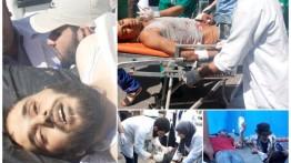 Warga Gaza gugur, Sedikitnya 2400 Cedera ditembak militer Israel saat aksi unjuk rasa 14 Mei 2018
