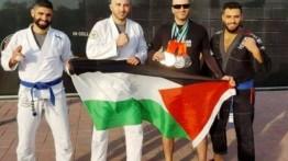 Palestina raih 2 medali emas dan 1 perunggu dalam kejuaraan beladiri dunia di Belarusia